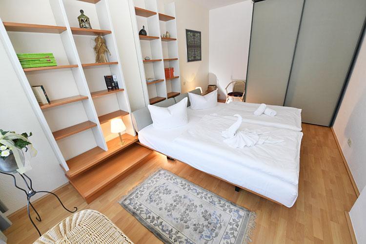 Sonneninsel-Schlafzimmer